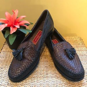 COLE HAAN COUNTRY TASSEL 7.5 LOAFER SHOES